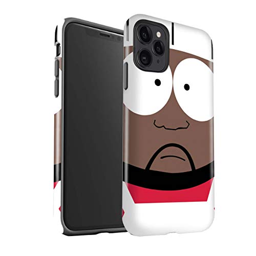 eSwish Gloss Tough Shock Proof Phone Case for Apple iPhone 11 Pro/Chef Design/Funny South Park Inspired Collection