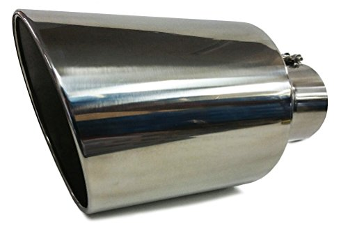 Diesel Exhaust Tips (Exhaust Stainless Steel Bolt On tip 4