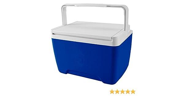 Igloo Nevera portátil Island Breeze 8 litros Azul Mini, Camping ...