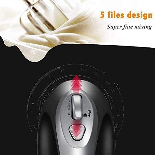 Electric Hand Mixer 5 snelle Lichtgewicht Handheld Klop for Kitchen Baking Cake Mini Egg Cream Eten Beater
