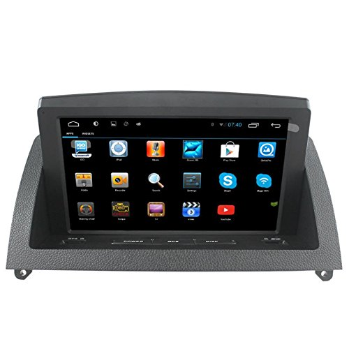 znystar 8 1080p android car stereo gps dvd car radio for. Black Bedroom Furniture Sets. Home Design Ideas