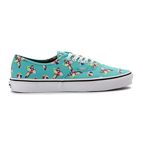 Vans Aguamarina Zapatillas Aquamarine Authentic Unisex Adulto 11 rwprI0