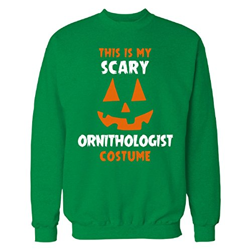 This Is My Scary Ornithologist Costume Halloween Gift - (Ornithologist Costume)