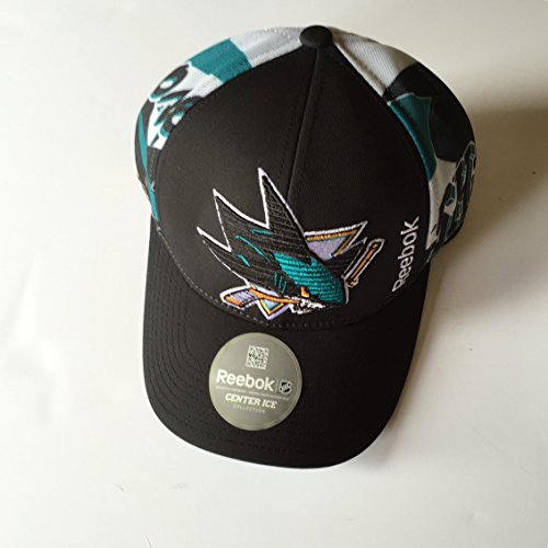 NHL 2015 San Jose Sharks Playoff Hat