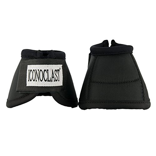 Iconoclast Horse Bell Boots