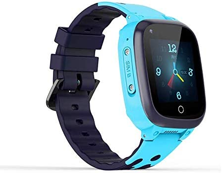 9Tong Llamar a la Cámara Teléfono Reloj Niño SOS Alarma Reloj Ninos GPS Despertador GPS Reloj Telefono Ninos Niña Táctil Pantalla Smartwatch Regalo