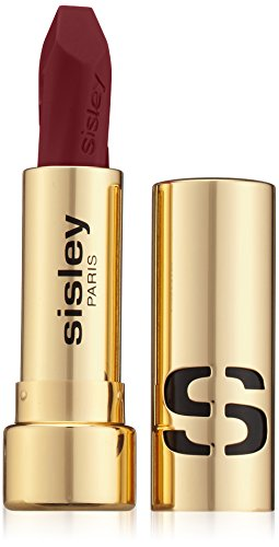 Sisley Hydrating Long Lasting Lipstick, L25 Geisha Red, 0.1 Ounce