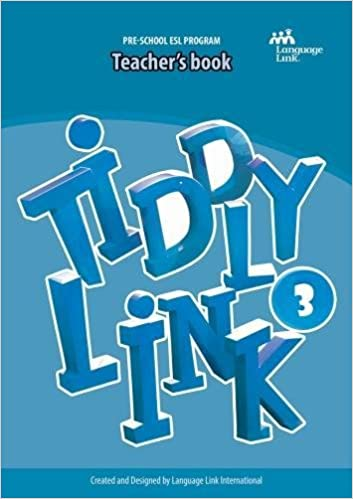 Tiddly Link TB3: Language Link International: 9781912016075