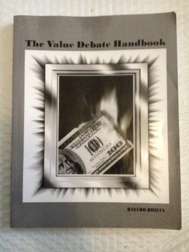 The Value Debate Handbook