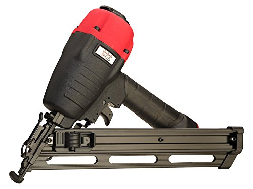 Air Finishing Nailer - 3PLUS HDA1564SP 15 Gauge Angled Finish Nailer