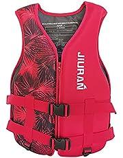 Life Jackets Vest,Swimming Vest for Adult/Children,Outdoor Fishing Life Jacket Fishing Vest Kayak Life Jackets Water Sports Floatation Vest 20-120KG