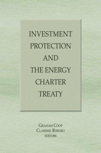 energy charter treaty - 2
