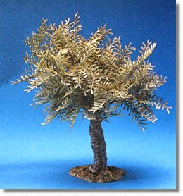 - 5 Inch Scale Small Olive Tree