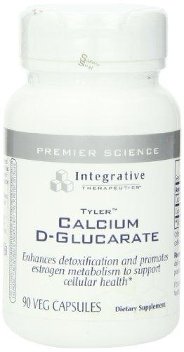Intégratives Therapeutics Calcium D-glucarate, 90-Count