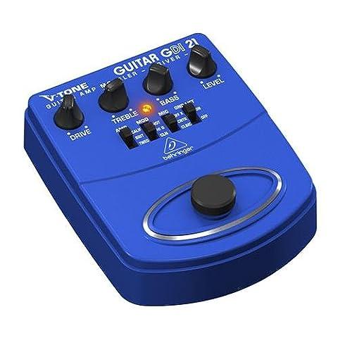 BEHRINGER V-TONE GUITAR DRIVER DI GDI21 (V Tone Behringer)