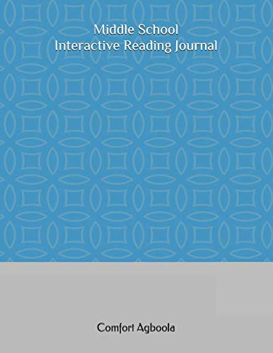 Middle School Interactive Reading Journal