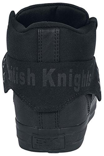 Knights British Hombre ROCO para Zapatillas Altas Negro ZdqdwOr