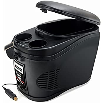 BLACK+DECKER TC212B Portable 12V DC Travel Cooler / Warmer: 12 Can, 2.3 Gallon Capacity