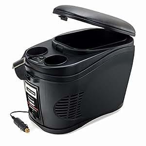 BLACK+DECKER TC212B Portable 12V DC Travel Cooler / Warmer: 12 Can, 2.3 Gallon Capacity