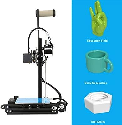 100 W Impresora 3D Ender 2/Impresora 3D en Kit, Sistema ...