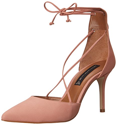 STEVEN by Steve Madden Womens Spiceyy Dress Pump Dusty Pink 6 M US