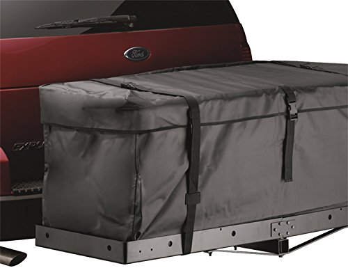 025067030852 - Lund 601006 Waterproof Hitch Cargo Carrier Heavy Duty Storage Bag carousel main 2