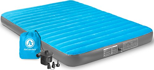 Air Comfort Mate Queen Size Durable Portable Camping Outdoor