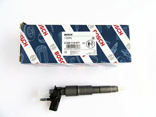 Bosch 0445115077 Diesel Fuel Injector Nozzle Common Rail Injector