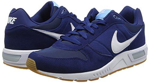 Hombre Zapatillas Azul NIKE para Nightgazer tU4aqP