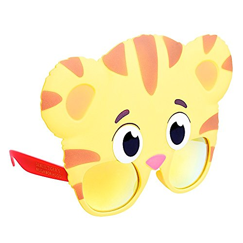 Sun-Staches Costume Sunglasses Daniel Tiger Party Favors UV400]()
