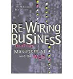 img - for [(Re-wiring Business: Uniting Management and the Web )] [Author: Tim McEachern] [Nov-1997] book / textbook / text book