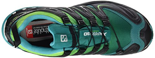 Verde Mujer Salomon Green para Veridian L39071300 de Tonic Blu Trail Running Zapatillas Green Teal T0TwY
