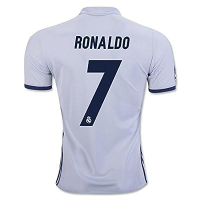 Real Madrid 2016 17 New Season 7 CRISTIANO RONALDO Home Soccer Jersey