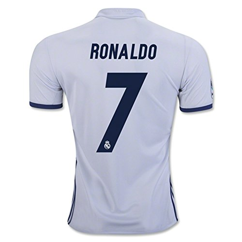 Real Madrid 2016 17 New Season 7 Cristiano Ronaldo Home Soccer Jersey