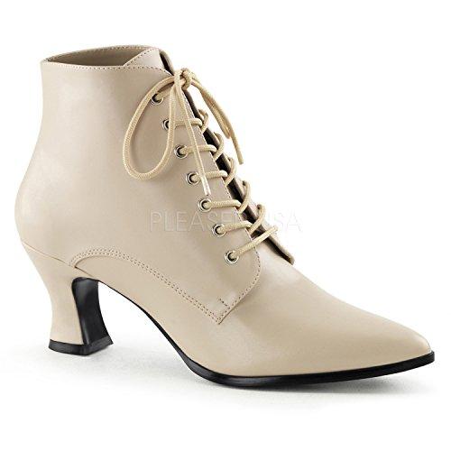 Victorian boots cream