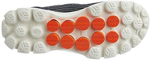 Skechers Go Walk 3 Fit Knit - Zapatillas De Deporte Hombre Gris (Ccor)