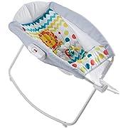 Fisher-Price Newborn Rock 'n Play Sleeper, Colorful Carnival