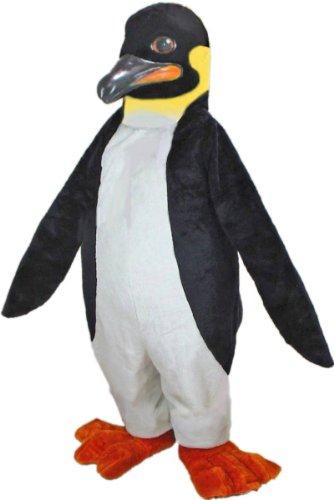 Emperor Penguin Mascot Costume (Penguin Mascot Costume)