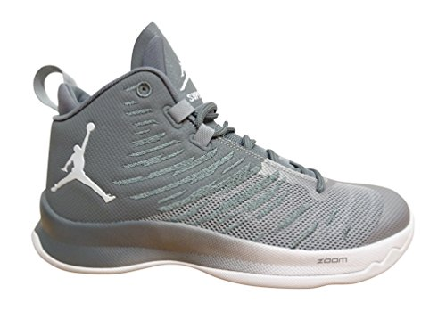 wolf basketball De gris Super white Jordan Nike Grey Gris Sport Grey Homme Chaussures fly 5 cool nw06wOXqa