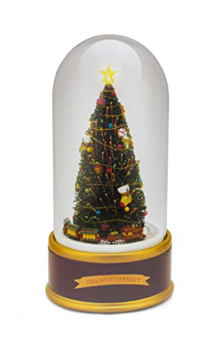 Limited Edition Glass - Mr. Christmas Limited Edition Holiday Musical Glass Dome