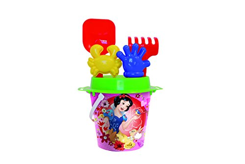 Bucket Princess Set (ADRIATIC 18 x 28 cm Disney Princess Bucket Set with Mould)