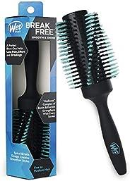 Wet Brush Pincel redondo suave e brilhante – para cabelos finos a médios – Um sopro perfeito com menos dor, es