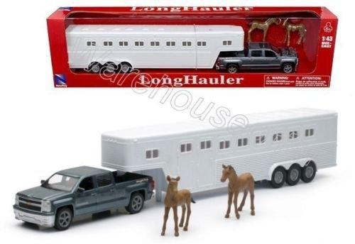 4 horse trailer - 1