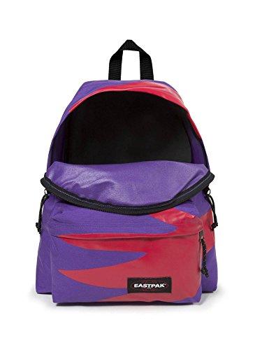 Eastpak Padded Pak'r Mochila Tipo Casual, Diseño Instant Crush, 24 Litros, Color Rosa Multicolor (2 Dont Let Go Pa)