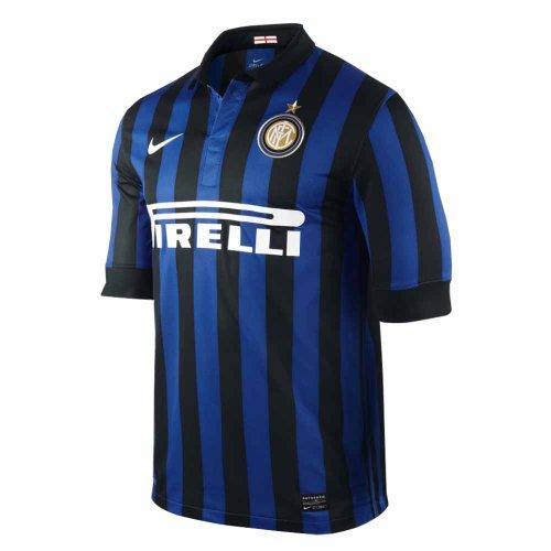 2011-12 Inter Milan Home Nike Football Shirt Inter Milan Football Shirts