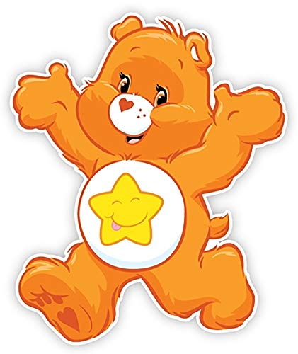 Laugh A Lot Care Bear Iron On
