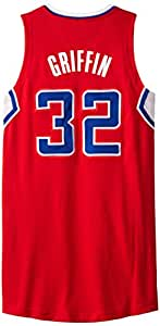NBA Los Angeles Clippers Red Authentic Jersey Chris Paul #3, Large