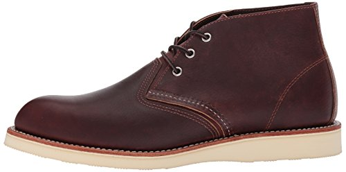 Pictures of Red Wing Heritage Men's Work Chukka Brown Brown 5