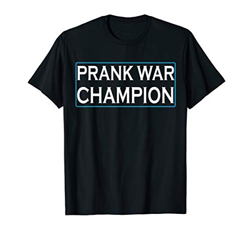 Prank War Champion Jersey TShirts Mens Womens Youth