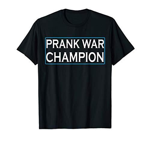 Prank War Champion Jersey TShirts Mens Womens Youth Funny]()